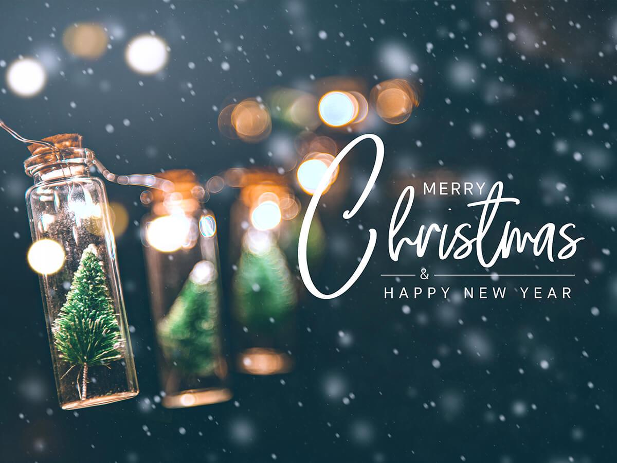 God jul önskar Färgprodukter