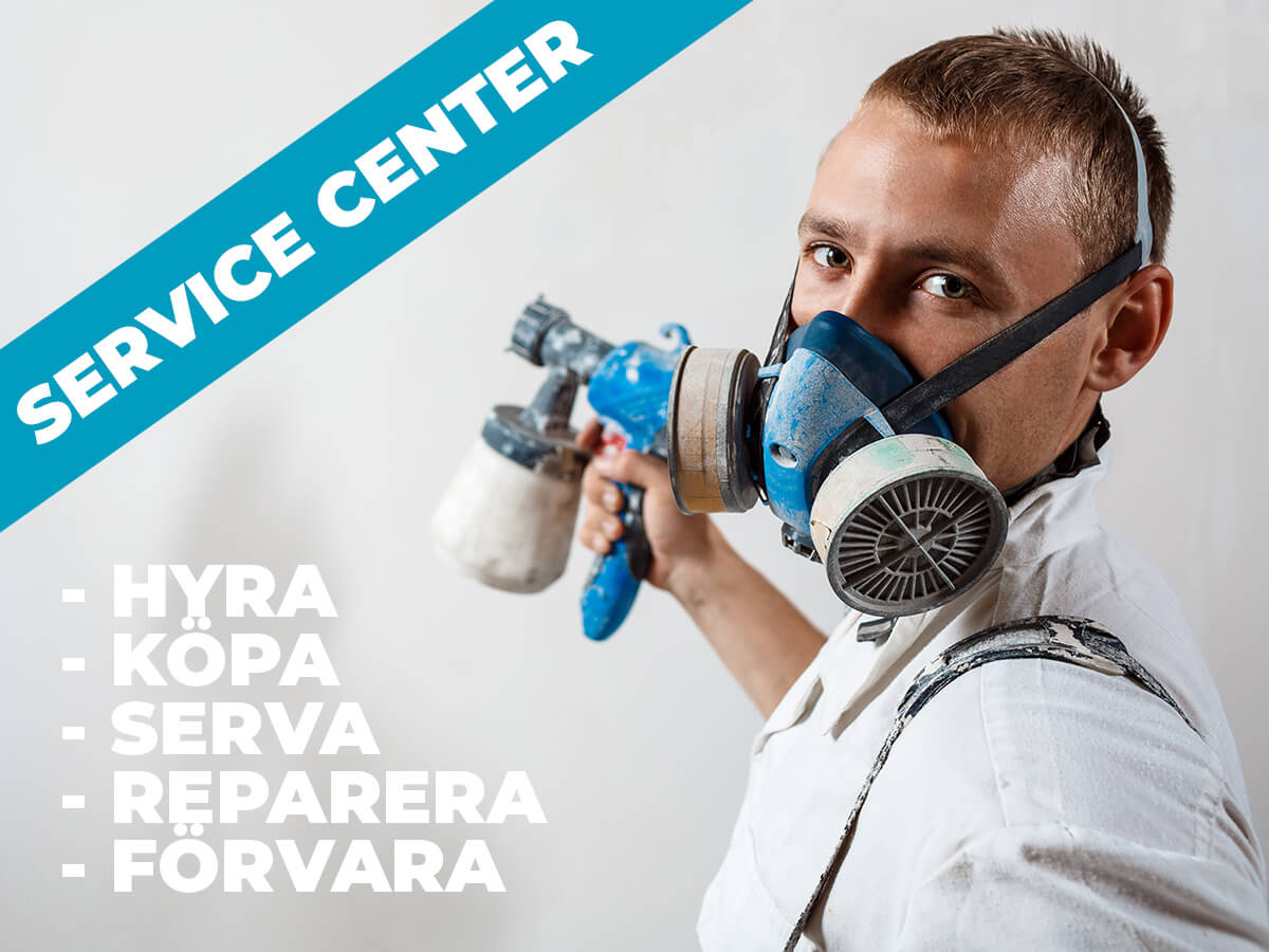 Stor nyhet – Service Center!